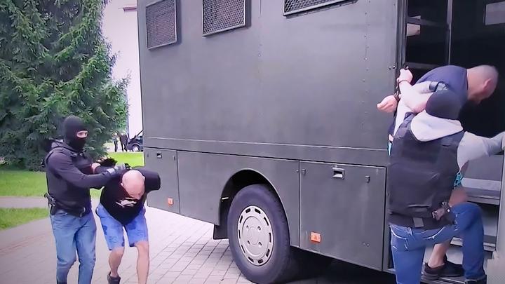 """Делу """"33 богатырей"""" конец: Из Минска выпустили задержанных граждан России. Всё официально"""