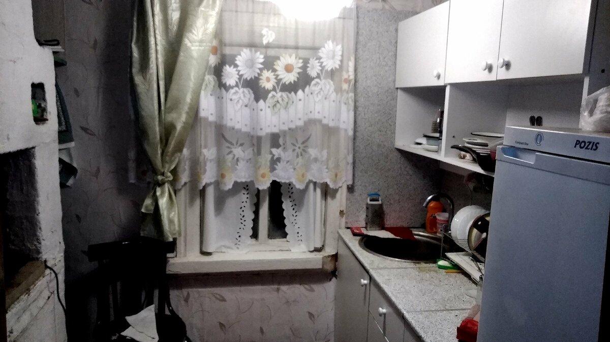 Кухня из Леруа Мерлен за 4,5 тысячи. Зашла к соседям посмотреть, как она изменилась за четыре года. идеи для дома,мебель