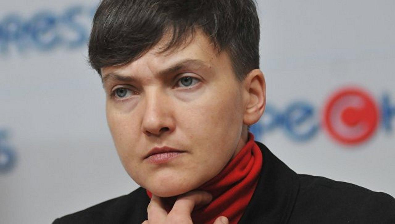 Савченко рассказала, как в 2014 году хотела Крым бомбить