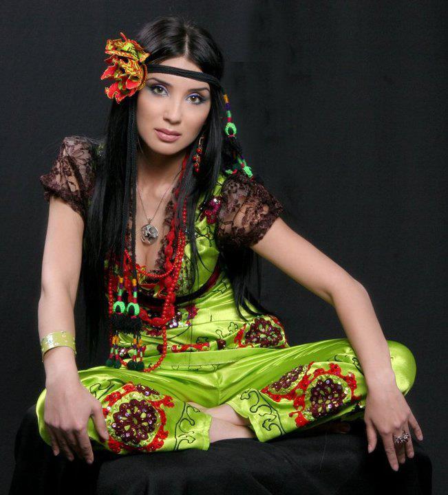 узбекские красавицы на фото - 12