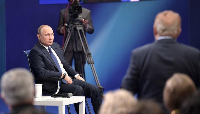 Путин: России не нравится, к…