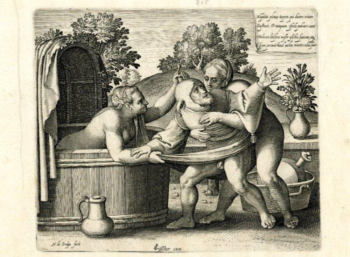 Древние века занятие сексом