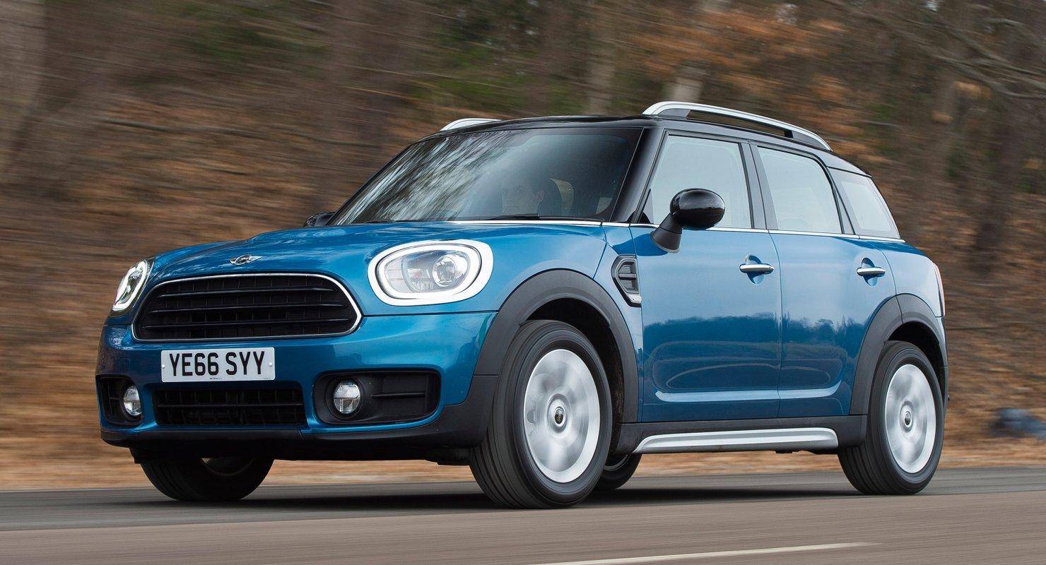 Почти новое руководство по покупке: Mini Countryman Автомобили