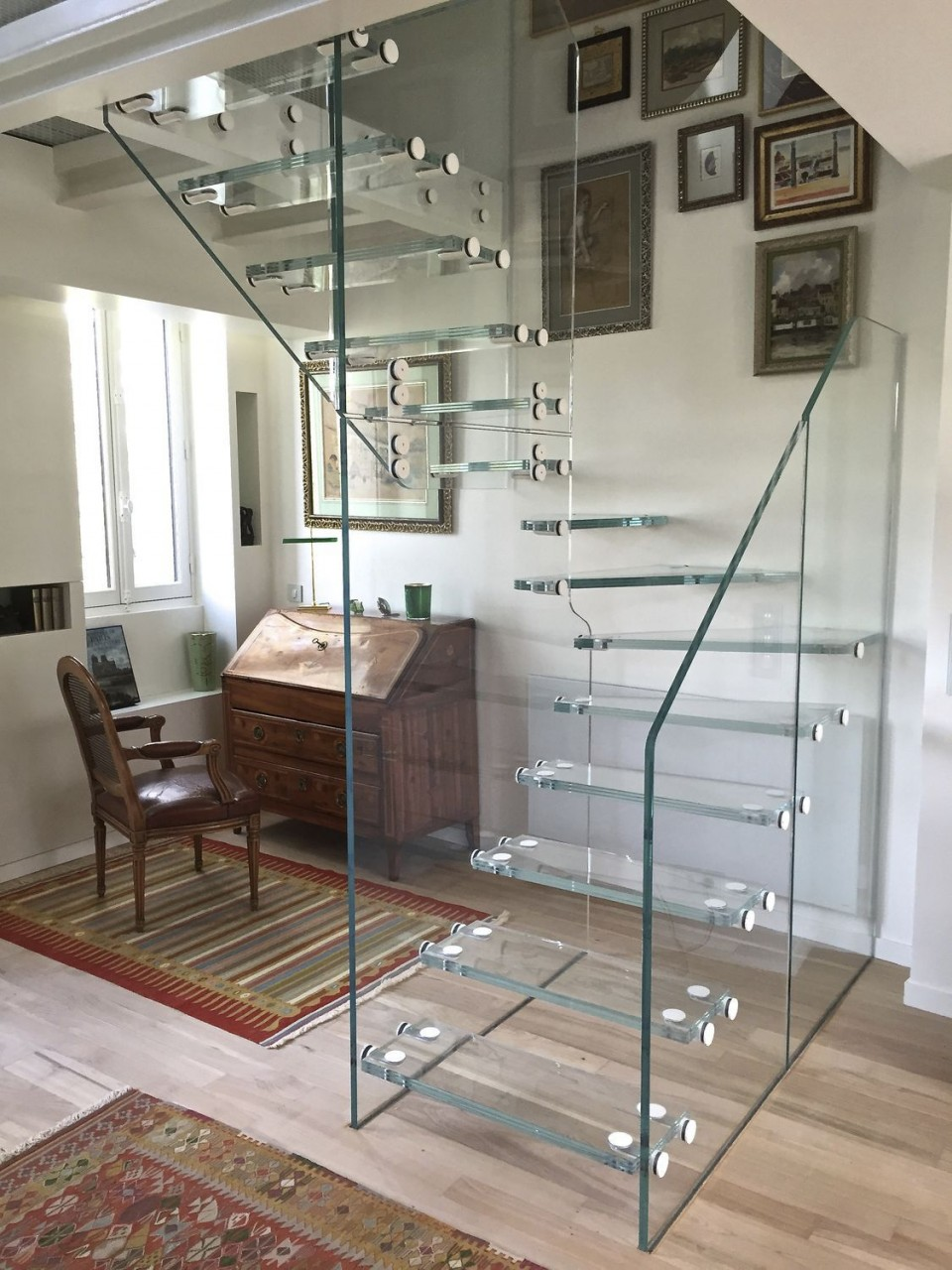 Идеи для Вашей лестницы. Часть 2.