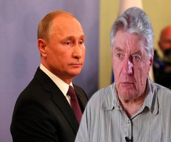 Виктор Алкснис: Путин делает все для того, чтобы в России не было налога на богатство