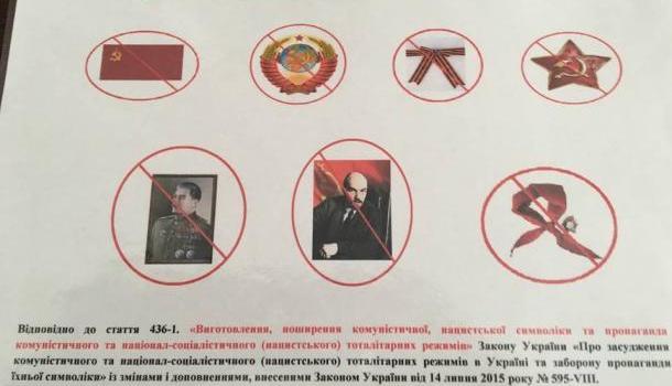 День Победы или траура. Непонятно кого над кем: Нацполиция Украины разъяснила, какая символика запрещена 9мая
