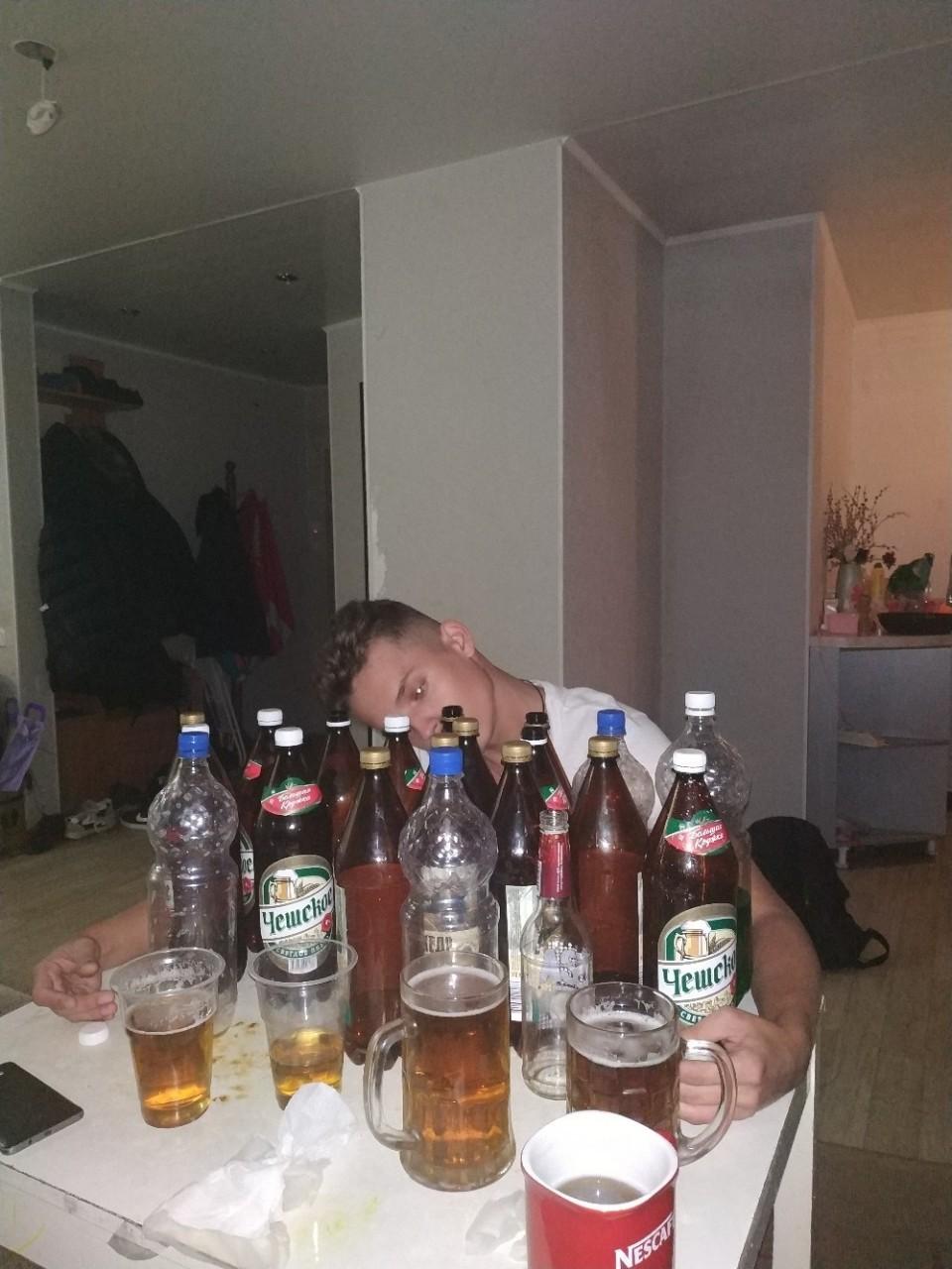 соцсети фото пьянок - 12