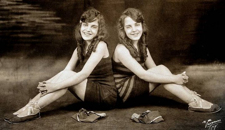Удивительные факты о близнецах