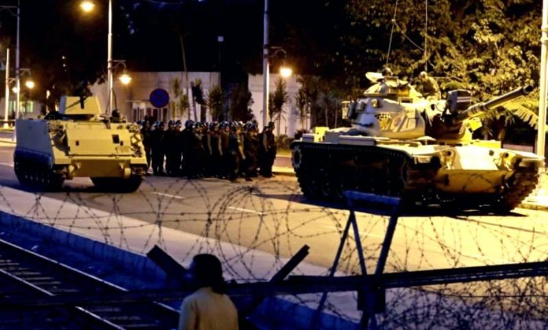 От Югославии и Египта, до Украины и Турции: где удавался военный переворот, а где нет Политика