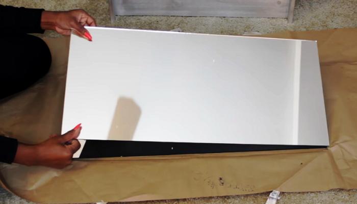 Как превратить скучный комод из IKEA в настоящую дизайнерскую мебель: мастер-класс от находчивой хозяйки