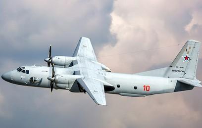 Минобороны заявило о 39 погибших при крушении Ан-26 в Сирии