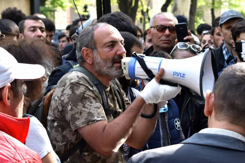 Есть ли будущее у Армении при премьер-министре Пашиняне геополитика