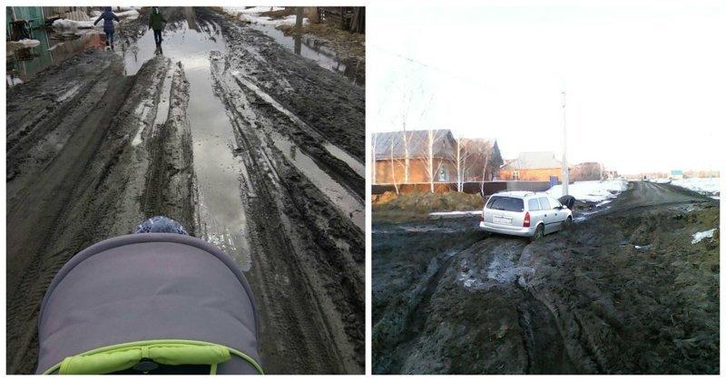 Жительница Омска рассказала о плохих дорогах и для чиновников стала экстремисткой