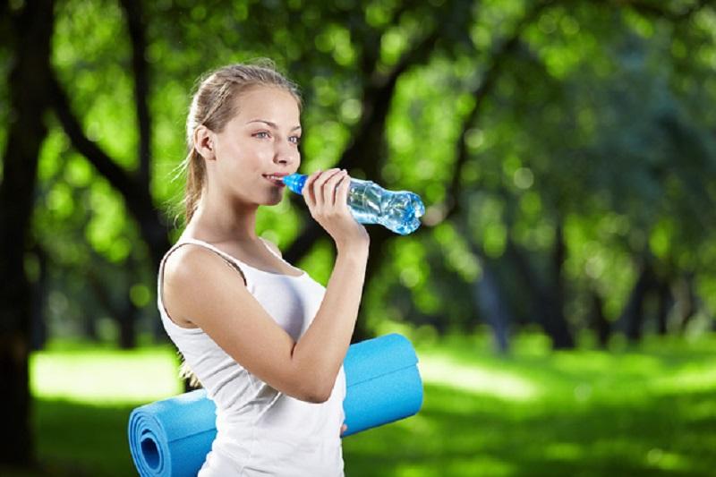 Похудеть спомощью воды