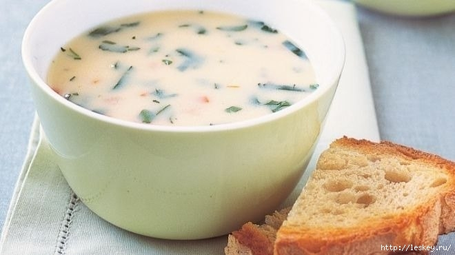 ДЕНЬ ПЕРВОГО БЛЮДА. Яичный суп