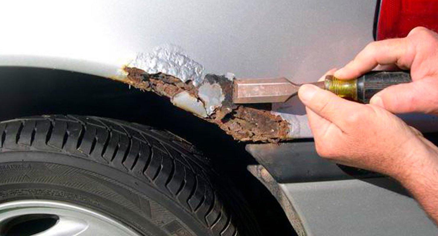 Преобразователь ржавчины для автомобиля — скрываем последствия зимы Автомобили
