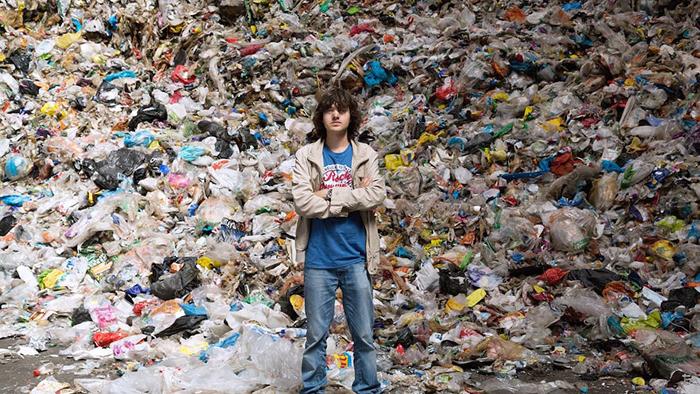 Бойан Слат и его концепт очистки океанов от пластикового мусора.