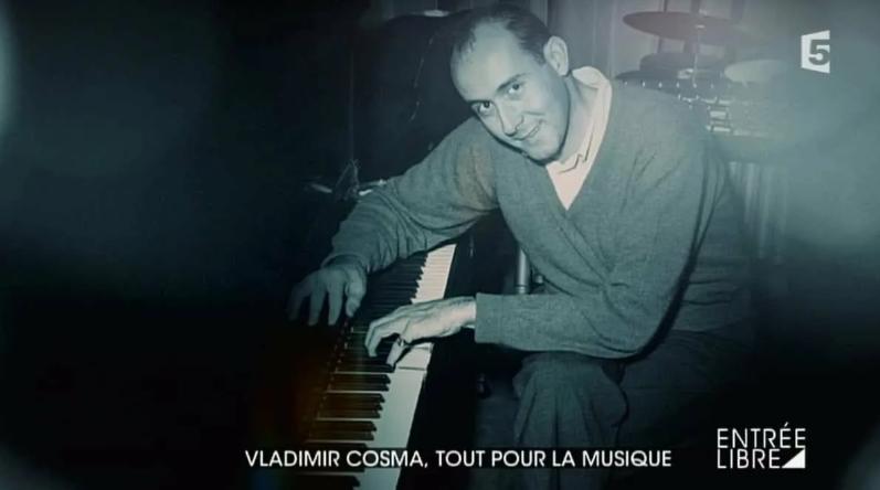 Владимир Косма - я счастлив, когда высыпаюсь зарубежная,исполнитель