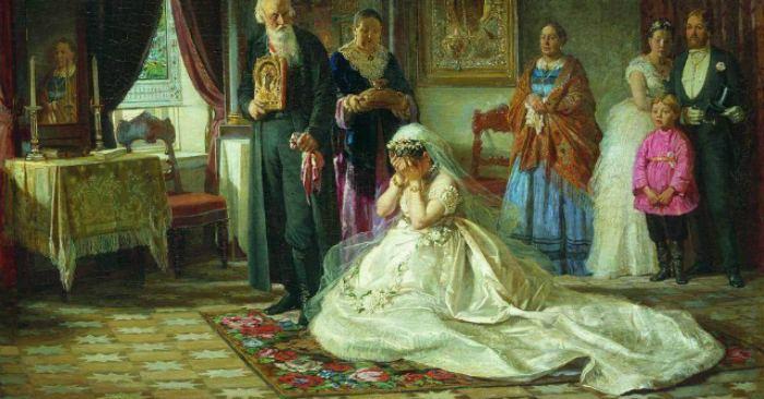 Как разводились супруги на Р…