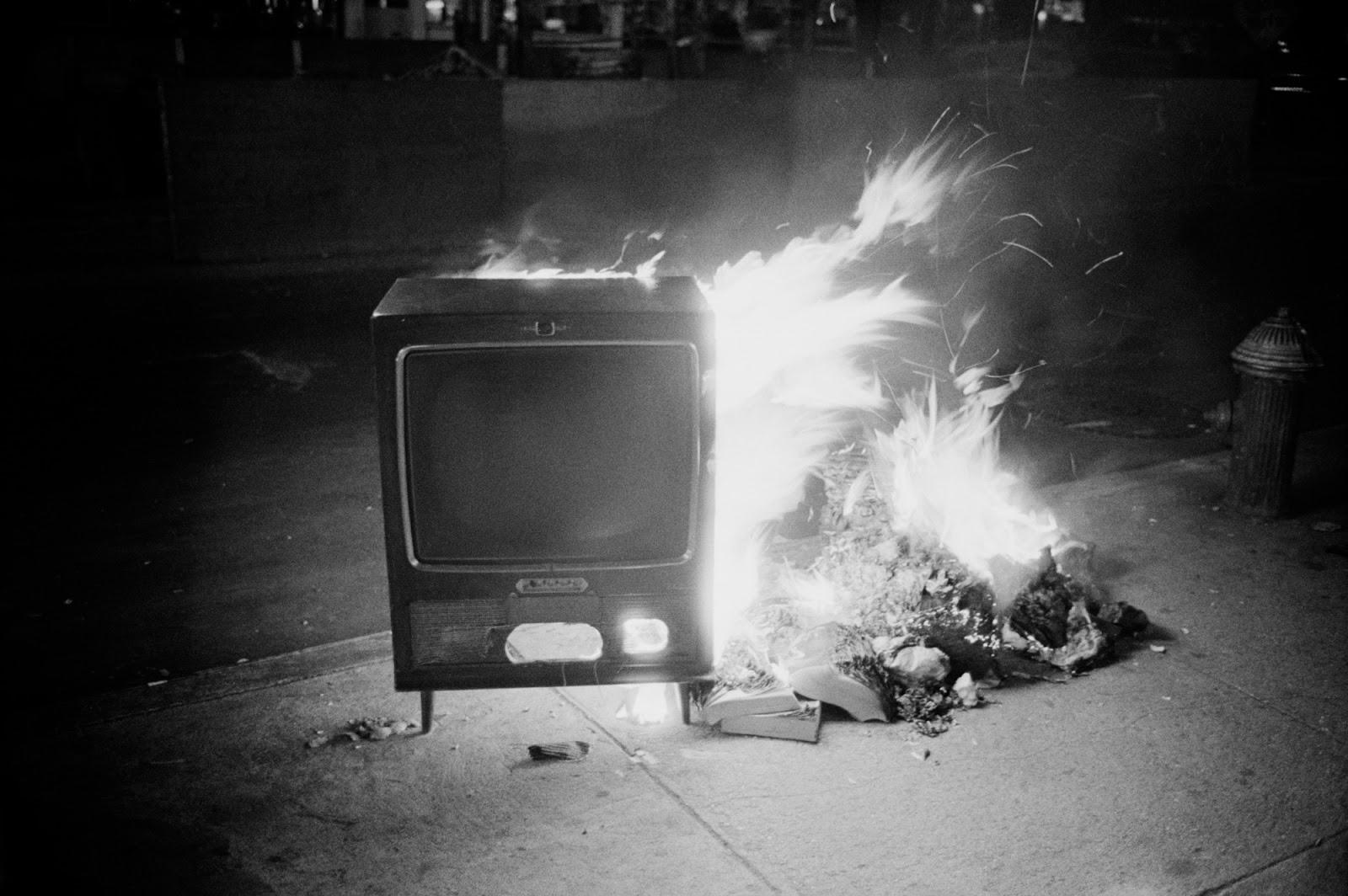 Бомжи, проповедники и проститутки: улицы Нью-Йорка 70-х