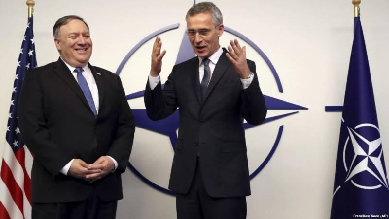 НАТО как терпеливая жертва