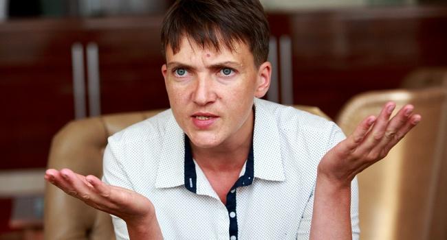 Надежда Савченко: в мире ско…