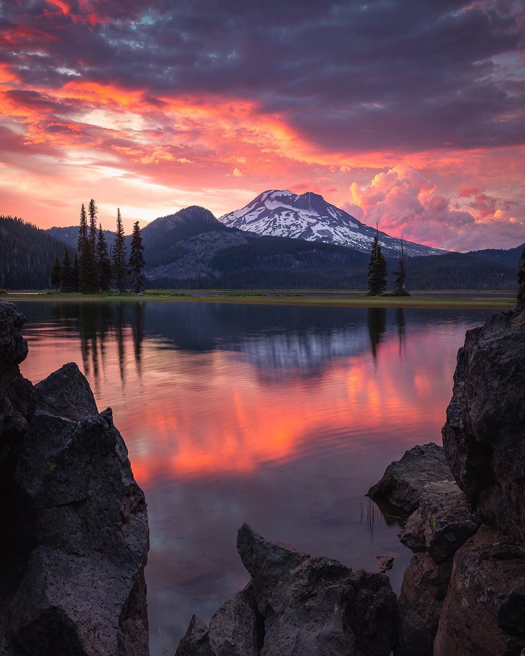 Красивая подборка пейзажных фотографий из разных мест мира красиво,природа,тревел-фото