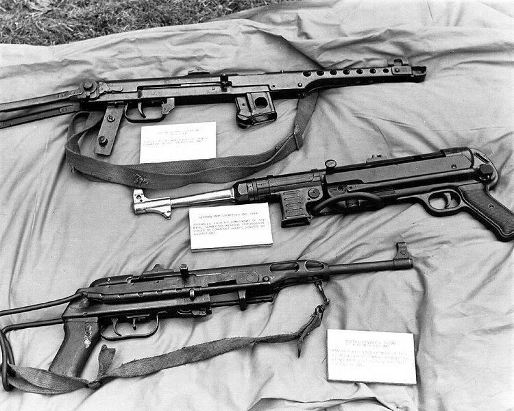 Что было до автомата Калашникова - оружие войны во Вьетнаме оружие