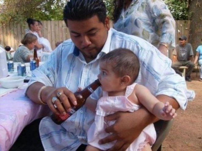 30 горе-мам и пап, которых следует срочно лишить родительских прав!