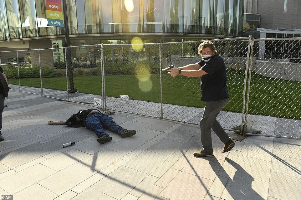 Стрельба в Денвере — Америка идёт вразнос геополитика
