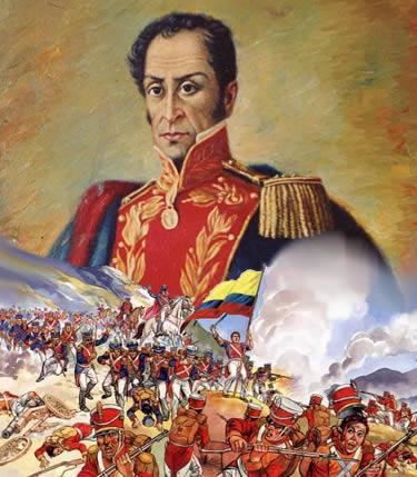 Дипломатия Симона Боливара.