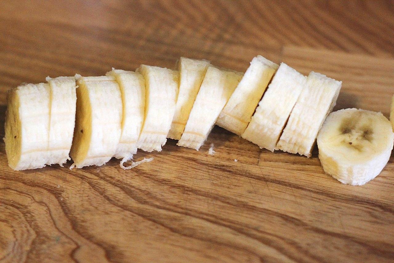 Банановый пудинг в мультиварке