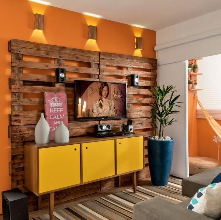 Деревянные поддоны преобразят дом и дачу: 10 простых и дешевых идей