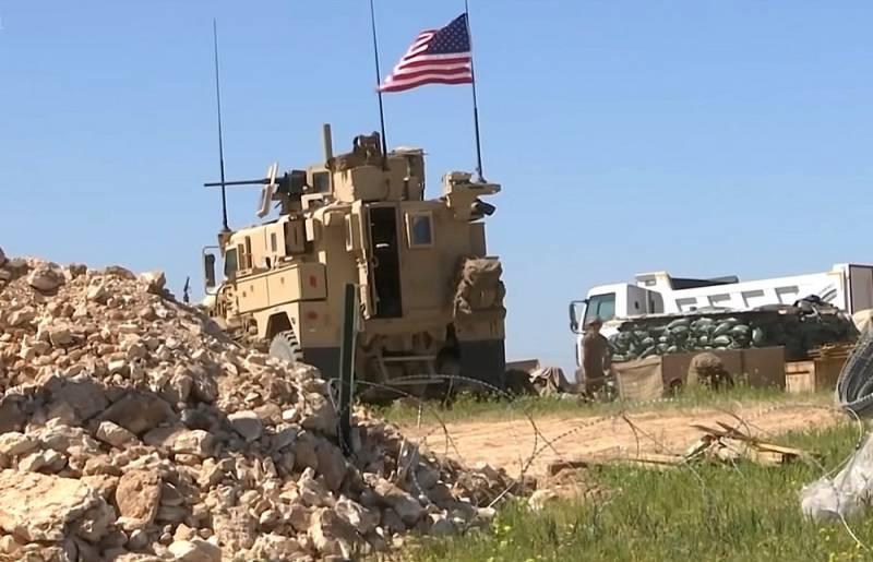 Американцы возглавили колонну из 300 бензовозов с украденной сирийской нефтью Новости