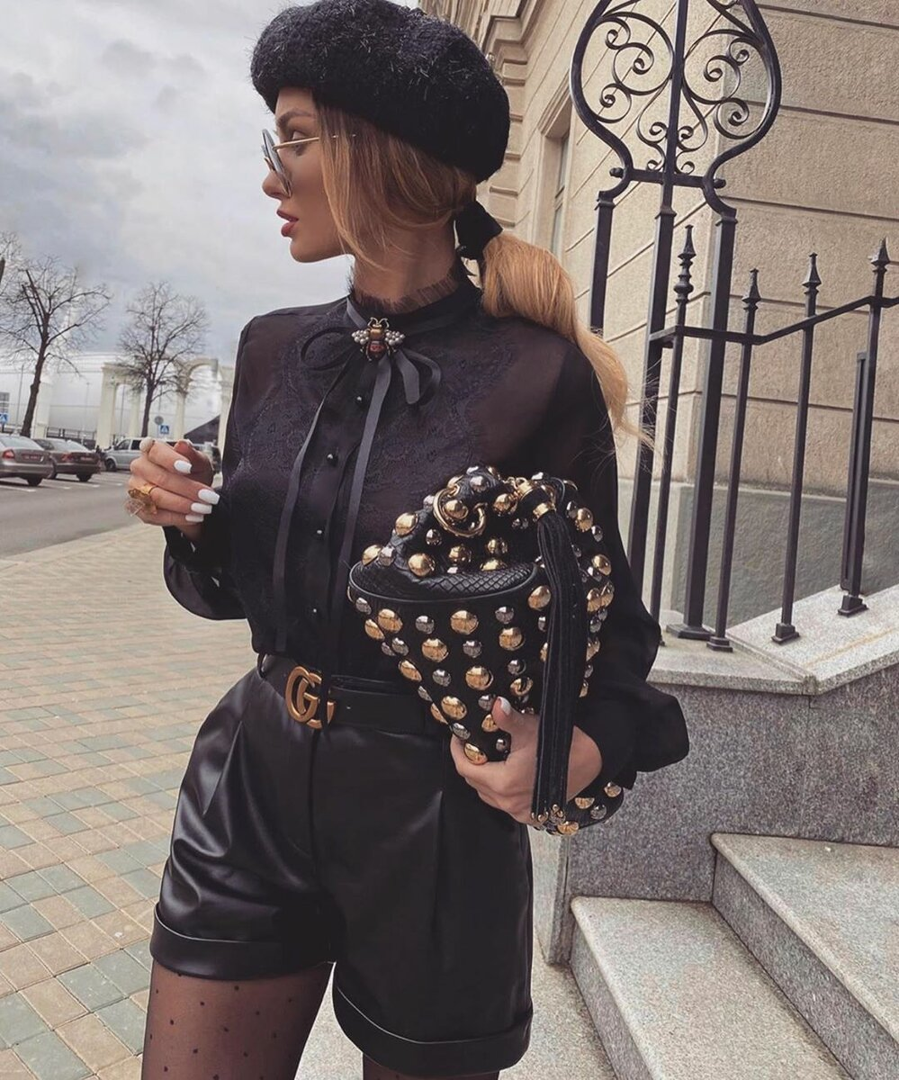 28 способов носить кружево, чтобы выглядеть стильно и завораживающе