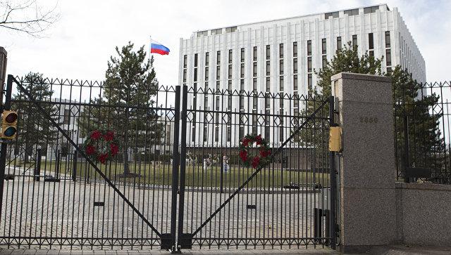 Посольство России в США опровергло данные о встрече Лаврова и Тиллерсона
