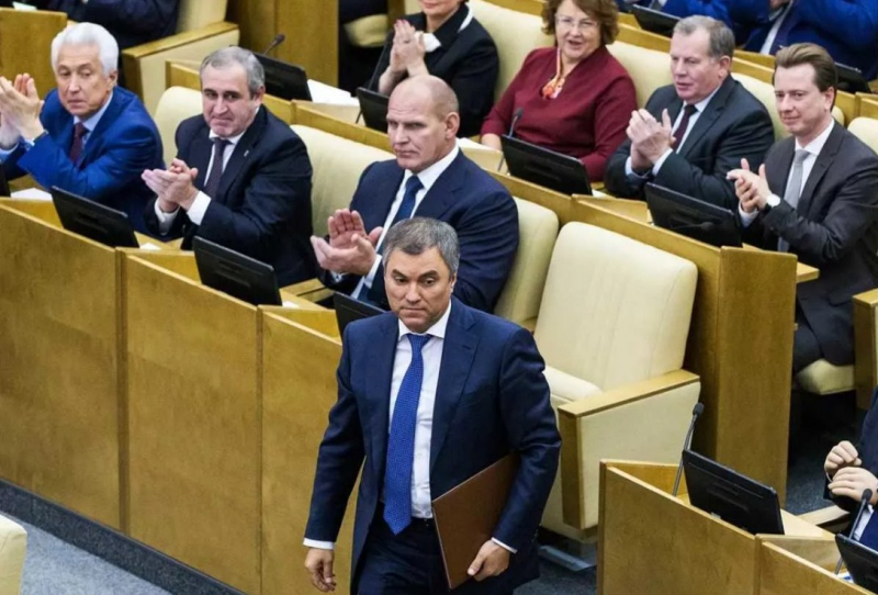 Вместе с выборами в Госдуму в сентябре пройдёт всероссийский референдум о возвращении крепостного права