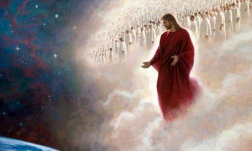 Второе пришествие Христа сос…