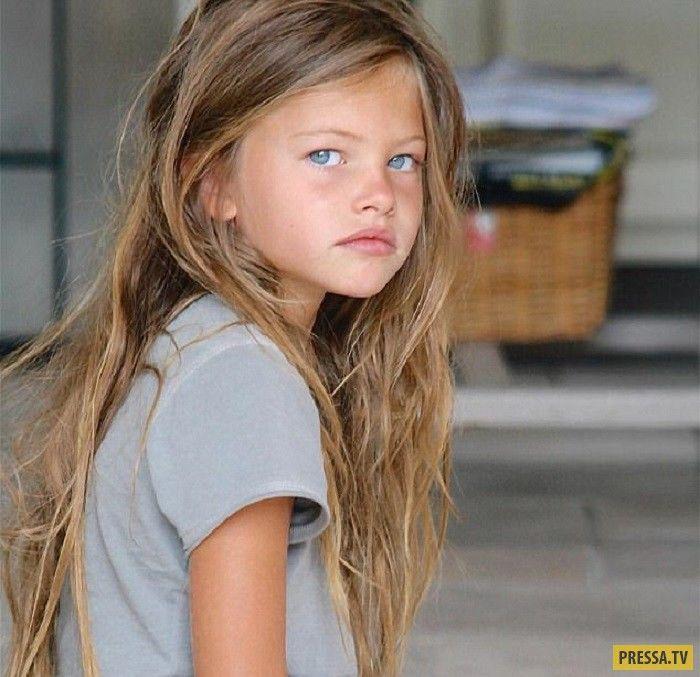 Самая красивая девочка Тилан Блондо выросла - ей 16!