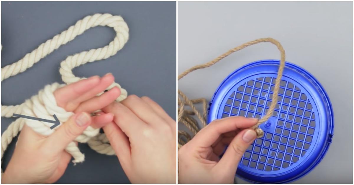 Моток веревки и 5 способов освежить интерьер своей квартиры