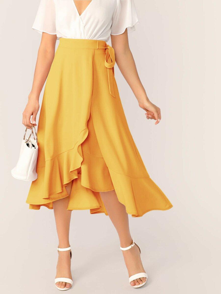 14 прекрасных юбок миди на лето модель, можно, выбор, отлично, может, силуэта, переда, выбрать, выглядит, такой, запахом, белого, фасон, образов, трапеция, создания, женщин, летних, практически, стиле