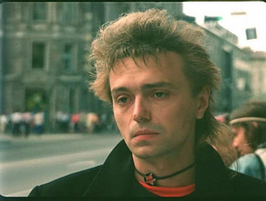 Советские рок-звезды, сыгравшие роли в кино