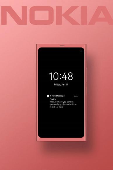 Еще одна легендарная Nokia возвращается новости,смартфон,статья