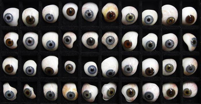 Как делают глазные протезы глаза,протезирование,стекло