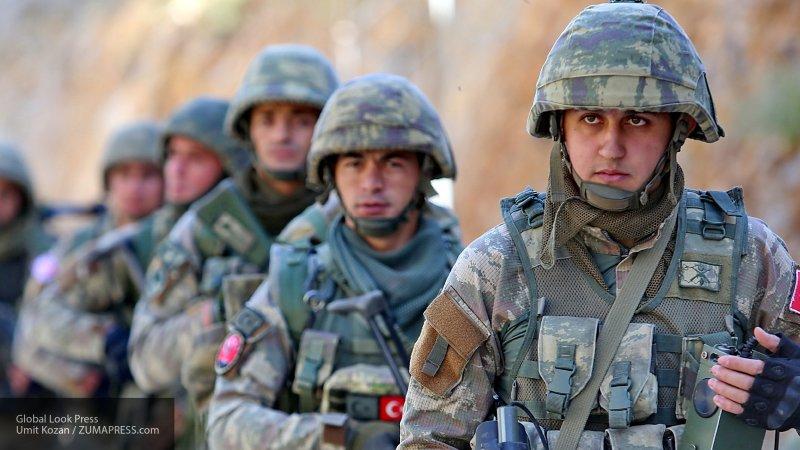Турция обозначила границы зоныбезопасности в Сирии на фоне конфликта с курдами-боевиками