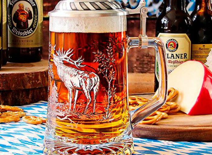 Отношение к пиву в Германии. | Фото: wine-street.livejournal.com.