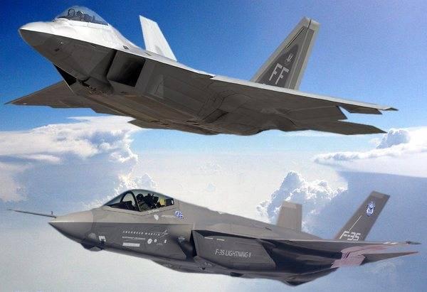 Гибрид F-22 и F-35? Токио выделяет $55 млрд на создание нового истребителя