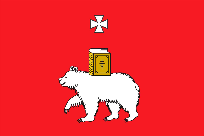 Оригинальные флаги регионов России