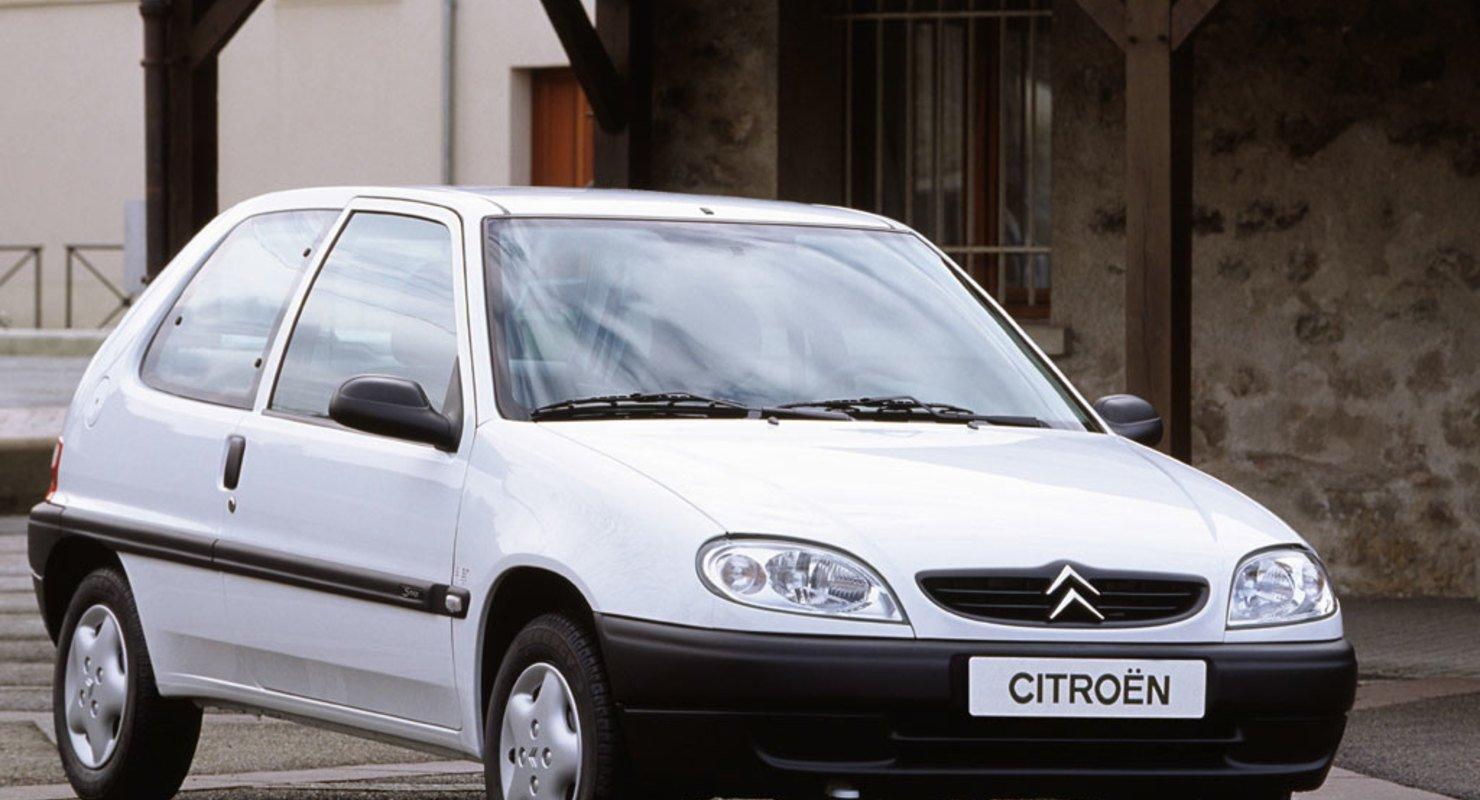 Citroen Saxo — компактный и недорогой автомобиль для города Автомобили