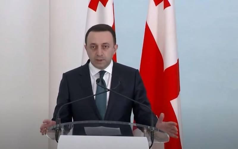 Тбилиси связал с Россией угрозы США ввести санкции против Грузии Новости